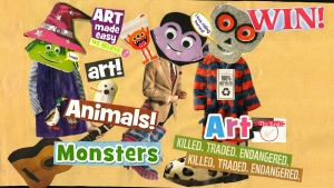 Monster Art 2
